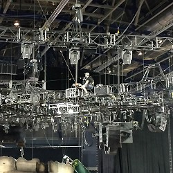 Light rigging
